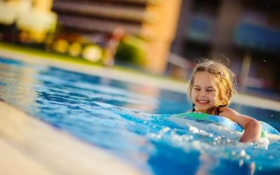 Hotel pools safer with SwimEye