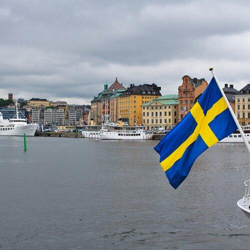 Sales Office in Sweden