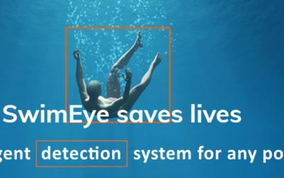 New SwimEye V4 with Intelligent detection